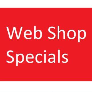 Web shop Specials